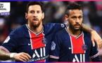 """Neymar espère """"écrire l'histoire"""" avec Messi"""