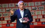 Le sélectionneur national Vahid Halilhodzic