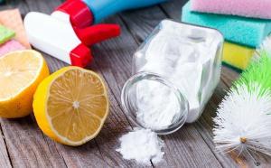 Utilisez ces produits naturels pour nettoyer vos maisons !