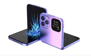 Apple : Un nouveau Iphone pliable verra le jour en 2023