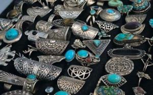 Les œuvres du savoir-faire de l'artisan marocain.