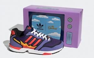 Les fans de Simpsons, nous avons des sneakers pour vous !