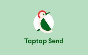 """MRE : lancement de l'application de transfert d'argent """"TAPTAP Send"""""""