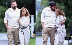 Après 16 ans de séparation , Jennifer Lopez réofficialise sa relation avec Ben Affleck