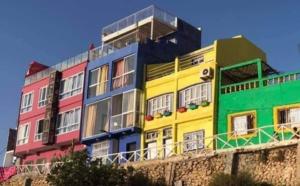 Aghroud : Le village marocain coloré, un endroit paradisiaque à visiter