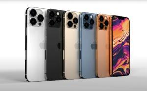 Apple présente son nouvel iPhone