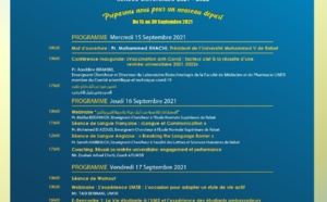 L'Université Mohammed V de Rabat prépare les nouveaux lauréats en ligne