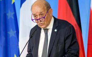 Jean-Yves Le Drian, toujours méprisant et aujourd'hui méprisé...
