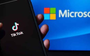 Tiktok aurait pu appartenir à Microsoft