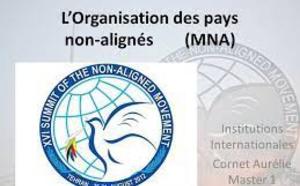 Alger tente un hold-up à la réunion des Non-alignés
