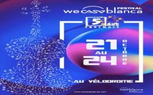 WeCasablanca Festival diffuse le programme de l'édition 2021