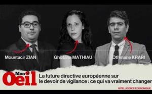 La future directive européenne sur le devoir de vigilance, ce qui va vraiment changer