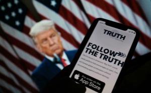 Trump lance une nouvelle plateforme de communication: objectif 2024 ?
