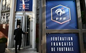 Le siège de la FFF, boulevard de Grenelle à Paris.