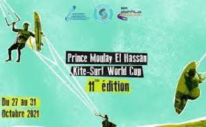 """11e championnat mondial de Kite Surf """"Prince Moulay El Hassan"""" à Dakhla"""