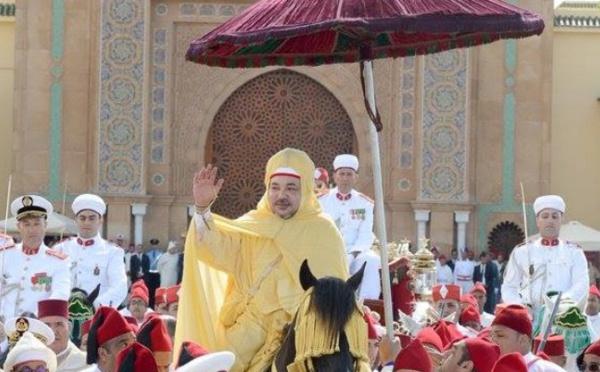 Fête du Trône: Roi et peuple pour le Maroc du 3ème millénaire