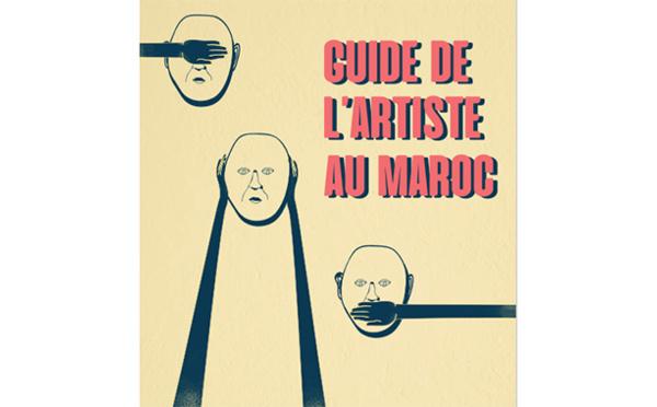 Publication d'un guide des droits d'artistes marocains