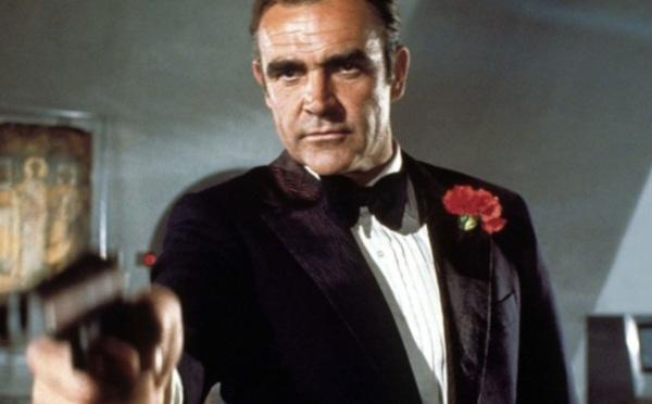Décès du premier interprète de James Bond, Sean Connery