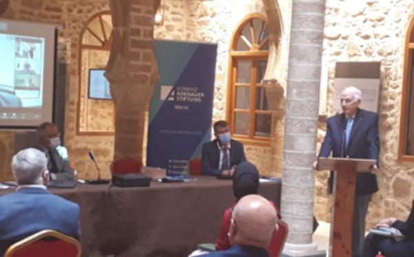 André Azoulay s'exprime à Bayt Dakira