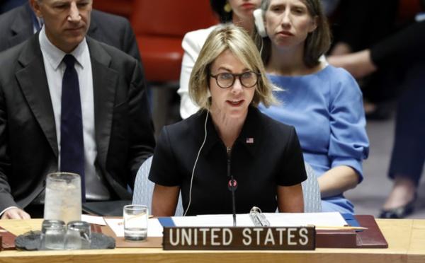 Les Etats unis notifient l'ONU de la reconnaissance de la marocanité du Sahara
