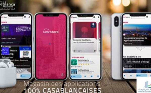 CasaStore désormais en version mobile