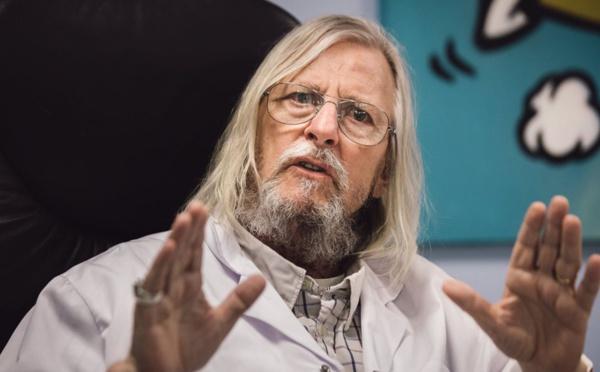 Professeur Raoult dit tout : Soin, mutants, vaccin