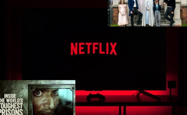 Des séries et films à regarder ce week-end