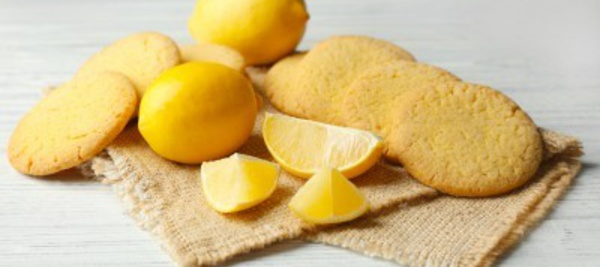 Sablés au citron