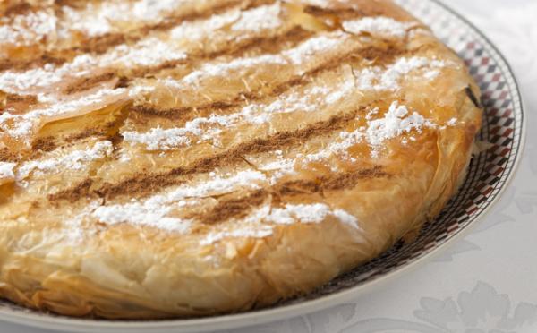 Pastilla poulet et amandes