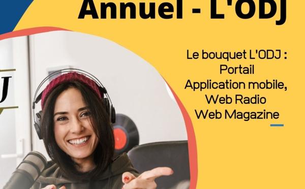 Régie Packs - Partenariat - Annuel - L'ODJ
