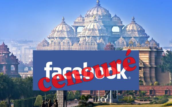 Les employés de Facebook, WhatsApp et Twitter risquent la prison en inde