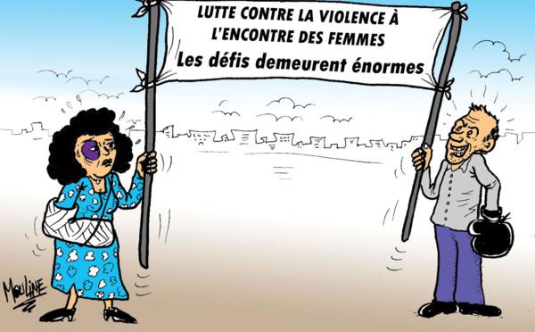 Violence contre les femmes, par quoi commencer !