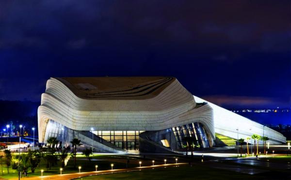 Le plus grand théâtre du monde arabe et d'Afrique se prépare à ouvrir ses portes