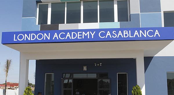 London Academy à Casablanca
