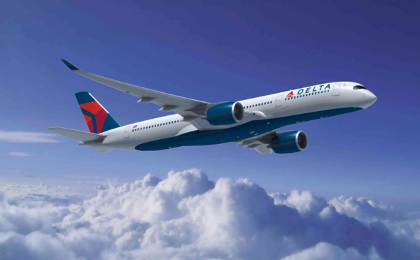 Delta Airlines adopte la carte complète du Royaume