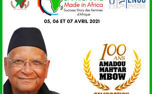Le Sommet de l'Africanité rend hommage à Amadou Mahtar MBOW