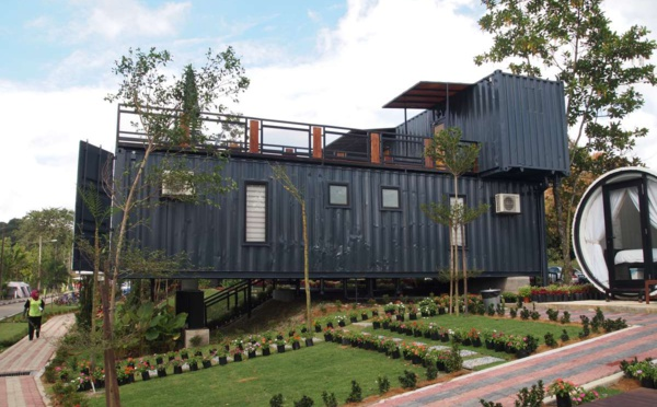 Maison container : le nouvel habitat écologique