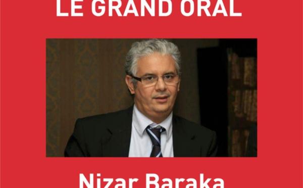 Nizar Baraka passe le grand oral de SciencesPo