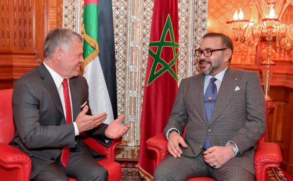 La Jordanie tient contre vents et marées