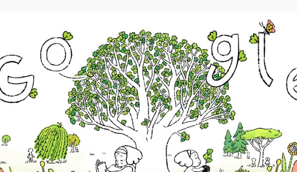 """Google fête """"The Earth Day"""" 2021"""