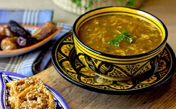 Ramadan : Recette de la Harira au Poulet