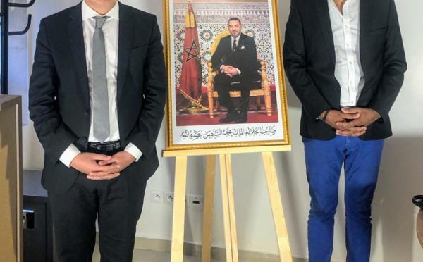 """Mouhcine Benlhassen, invité de l'émission """"entre nous, on se dit tout"""""""