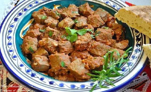 Foie de veau, « kebda mcharmela », un délice pour le Ftour