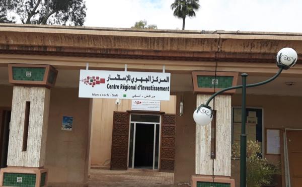 Comité Régional de Veille du CRI Marrakech : Vers un Observatoire régional de Développement socioéconomique