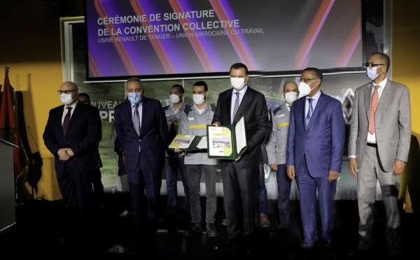 Le Groupe Renault Maroc lance la fabrication de deux nouveaux véhicules