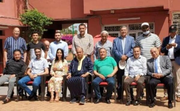 L'Association Marocaine des Journalistes Sportifs Sans Frontières