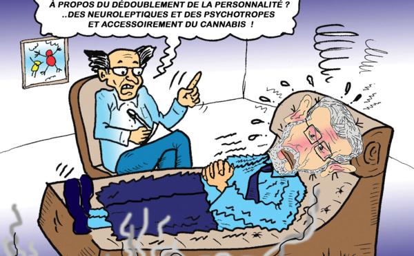 Que prescrit déjà la psychiatrie à propos du dédoublement de la personnalité ?