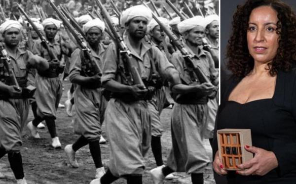 L'écrivaine Najate El Hachimi, l'hispano-rifaine, sait-elle qui sont ces soldats sur la photo ?
