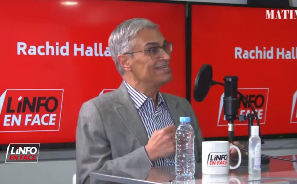 L'Info en Face avec Dr Mohamed Hachem Tyal
