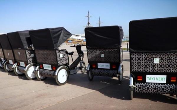 Vélos-Taxis, un moyen propre et durable pour visiter Rabat